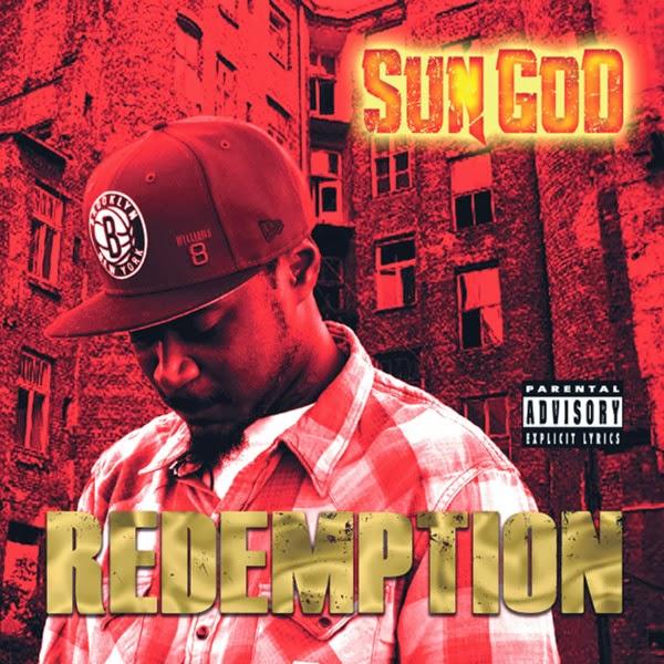 Sun God (Ghostface Killah Son) - Redemption - EP  Cover