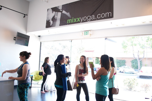 Mixx Yoga Newport Beach