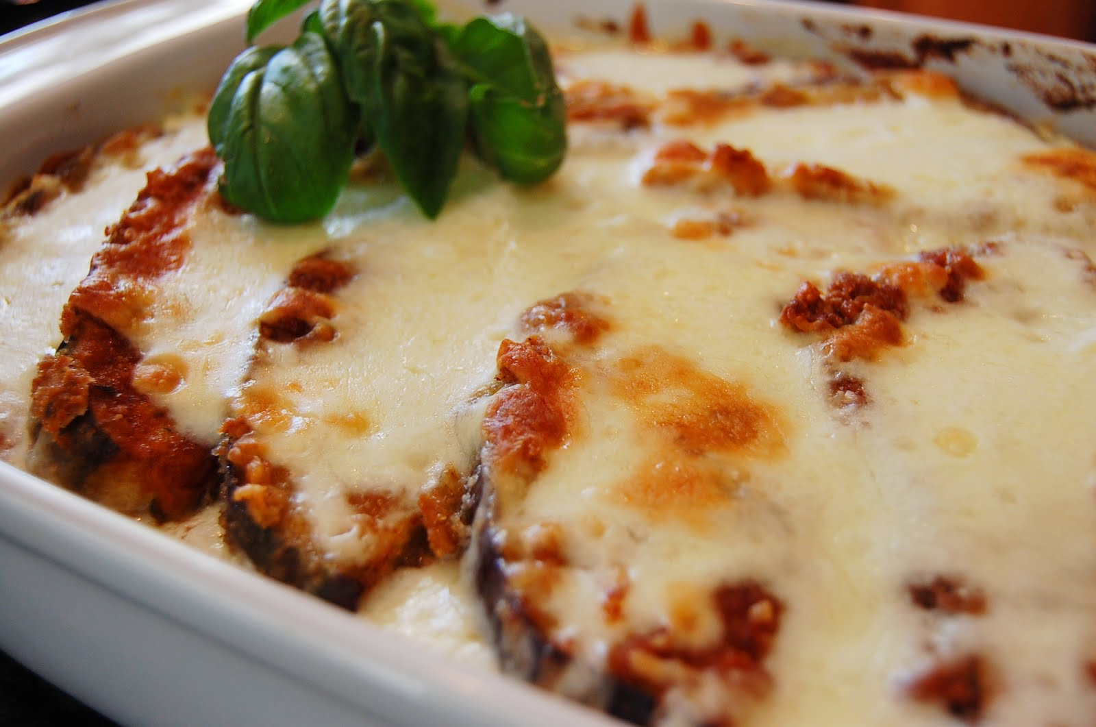 Eggplant Lasagna Recipe — Dishmaps