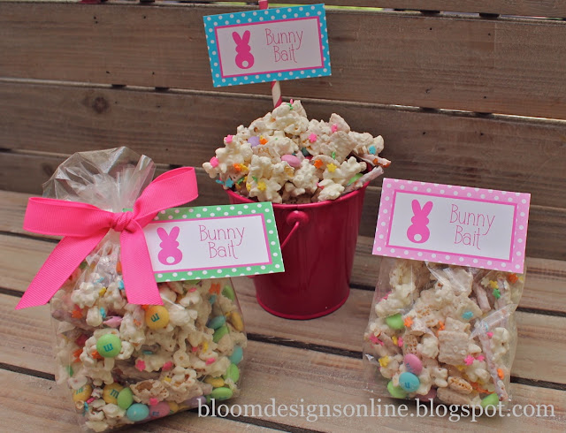 Sassy sites easter teacherneighbor gifts what a great little gift for the teacher this cute idea came from bloom designs negle Image collections