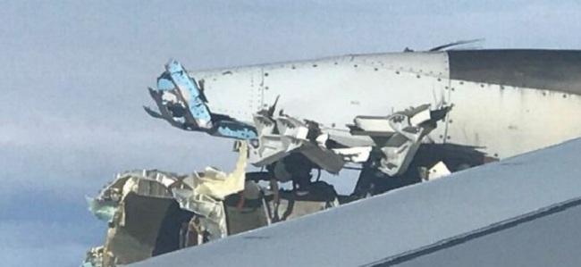 Τρόμος στον αέρα: Εξερράγη μηχανή Airbus της Air France εν πτήσει (βίντεο)