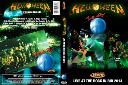 Helloween - Live In Rio