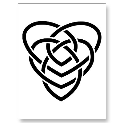 Celtic Motherhood Knot Symbol