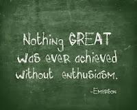 enthusiasm experience optimism