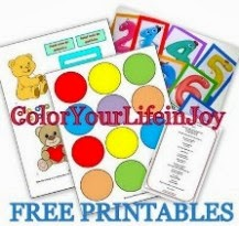 PRINTABLES from ColorYourLifeinJoy!