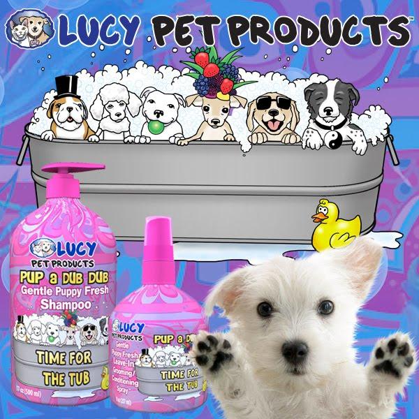 Lucy Pet Pup A Dub Shampoo Sale