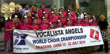 Vocalista Angels Choir