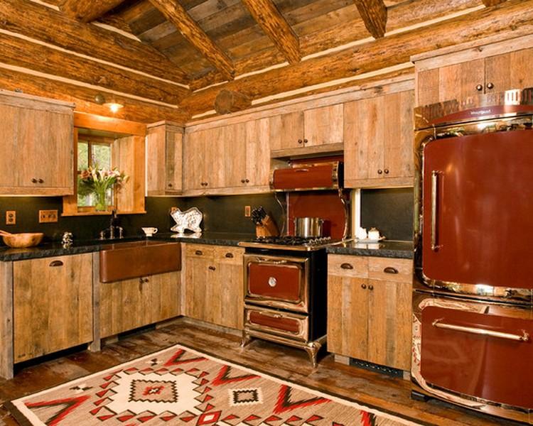 Voici des id es de cuisines et meubles en palettes photos du net id es et tuto de cr ations - Meuble cuisine en palette ...