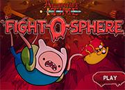 uegos hora de aventuras fight o sphere