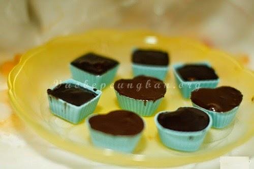 Cách làm Chocolate đơn giản cho Valetine 1