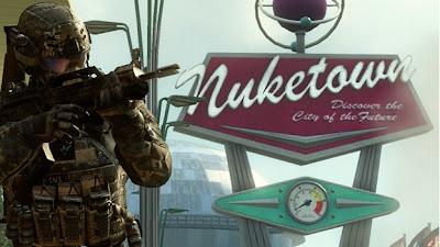 COD Black Ops 2 Nuketown (FOTO REPRODUÇÃO)