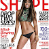 KELLY ROWLAND SHOWS OFF AMAZING ABS ON 'SHAPE' MAGAZINE COVER