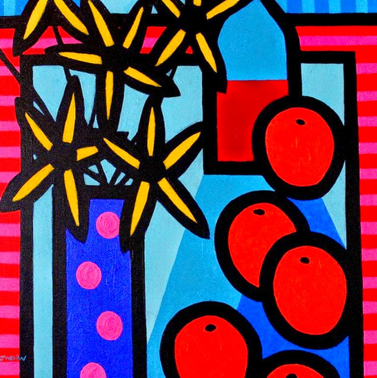 Im genes arte pinturas cuadros de bodegones modernos - Cuadros para comedor moderno ...