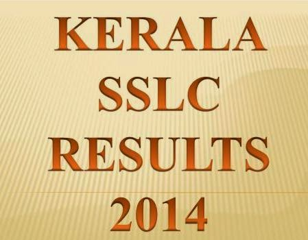 Check Kerala SSLC (10th) Results 2014 With Marks @ www.keralapareekshabhavan.in
