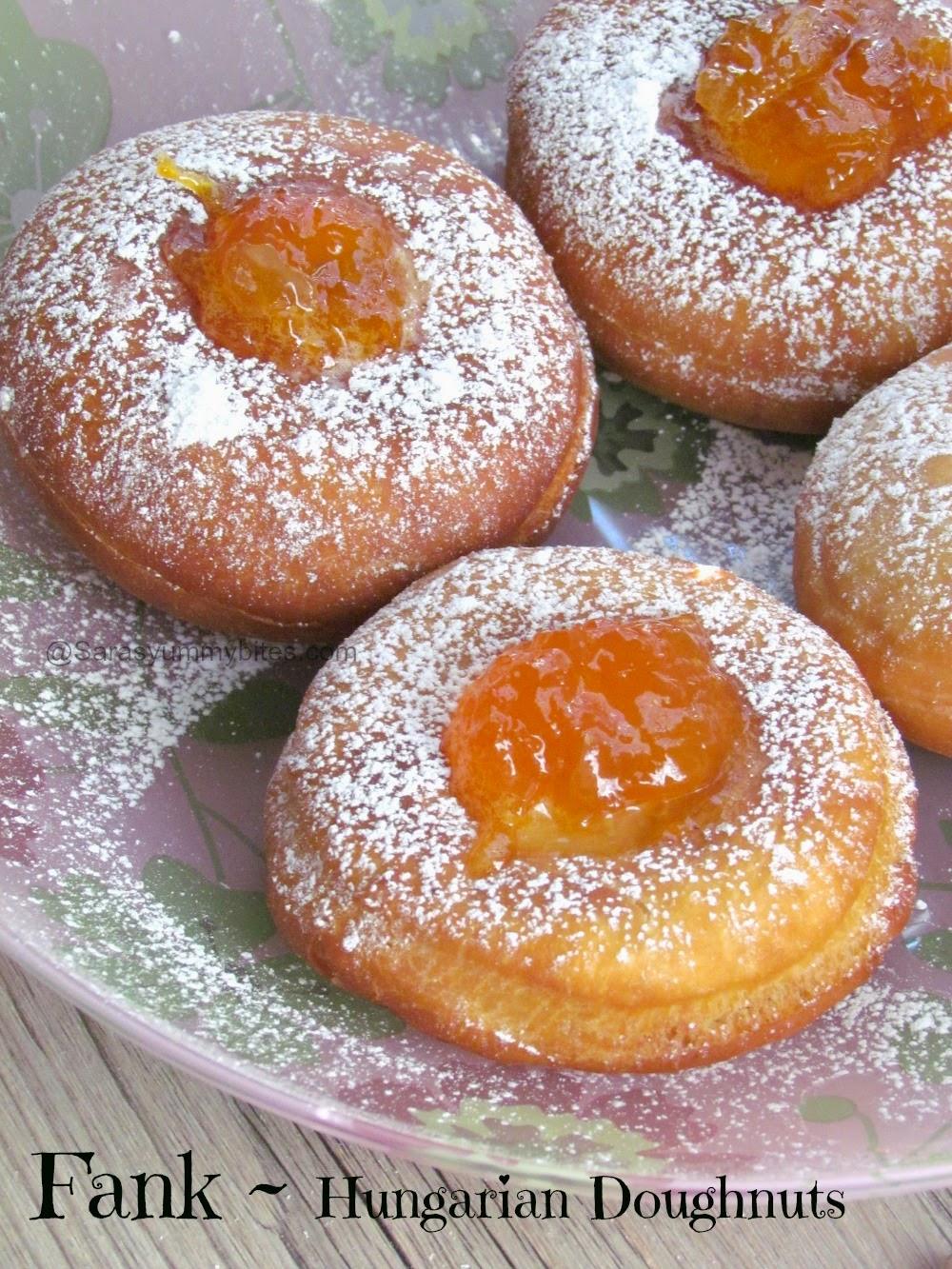Fank ~ Hungarian Doughnuts
