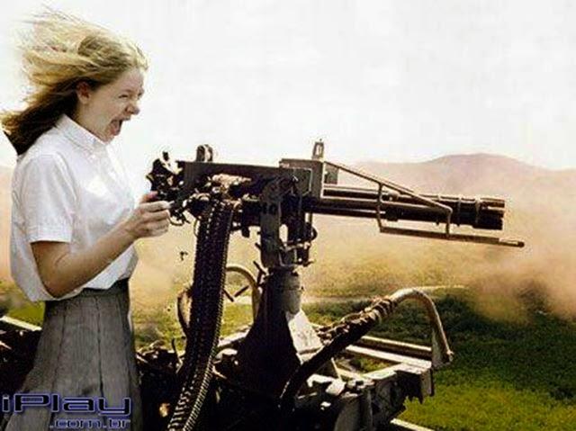 metralhadora giratoria