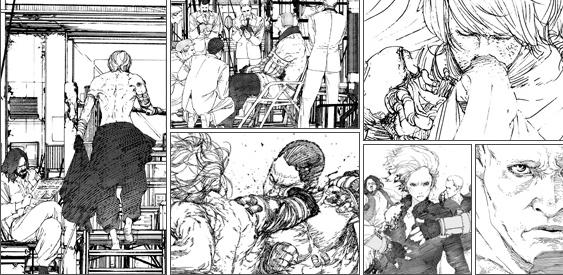 Actu Manga, Big Kana, Critique Manga, Global Manga, Kana, Levius, Manga,