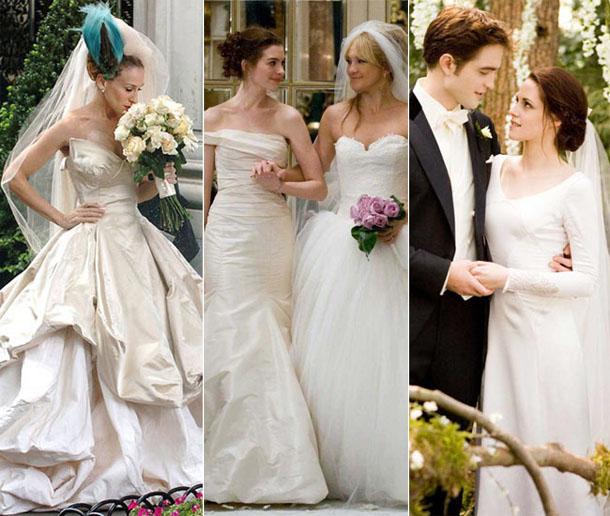 Vestido de novia de twilight
