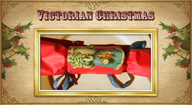 Victorian Christmas Crafts