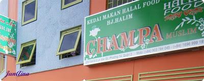 Vietnam, Makanan Halal. Ho Chin Minh City