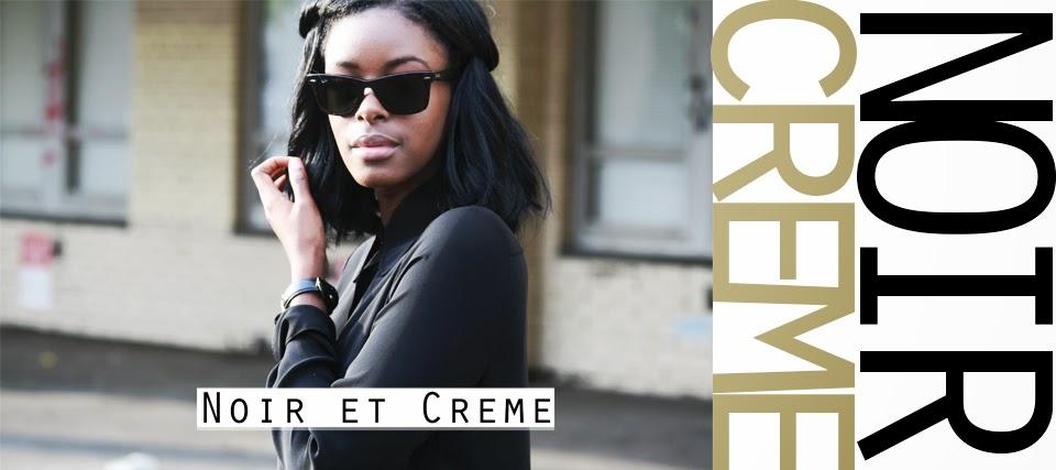 Noir et Crème