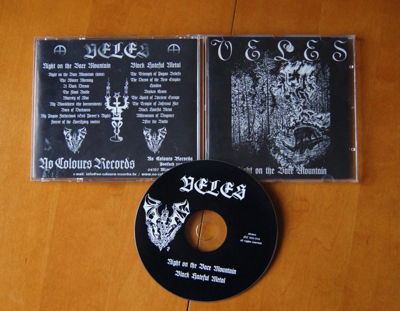 Afbeeldingsresultaat voor Veles night black CD