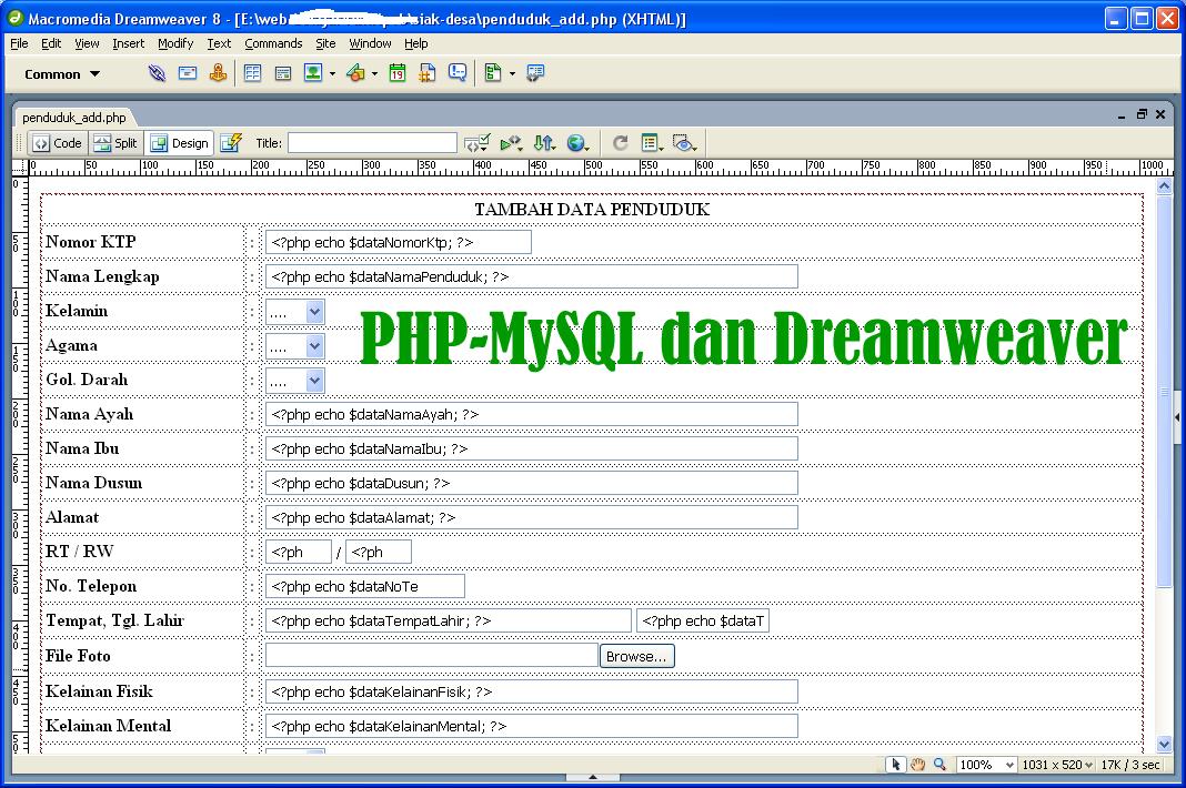 php with mysql Conozco a muchos desarrolladores que aún programan o configura aplicaciones prefabricadas realizando los cambios en su computadora para luego subir los.