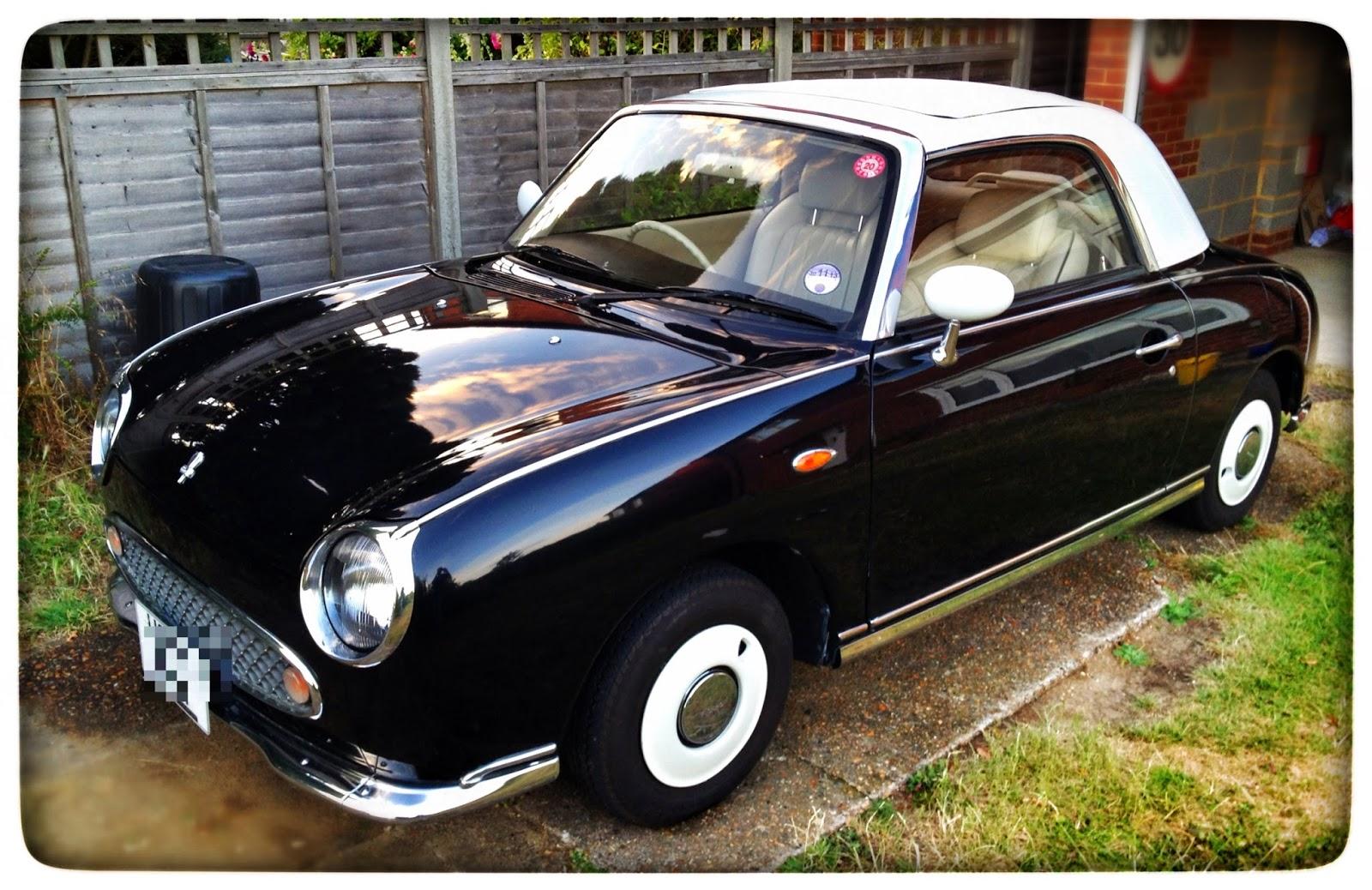 Nissan Figaro Diary Black Amp White Nissan Figaro Photos