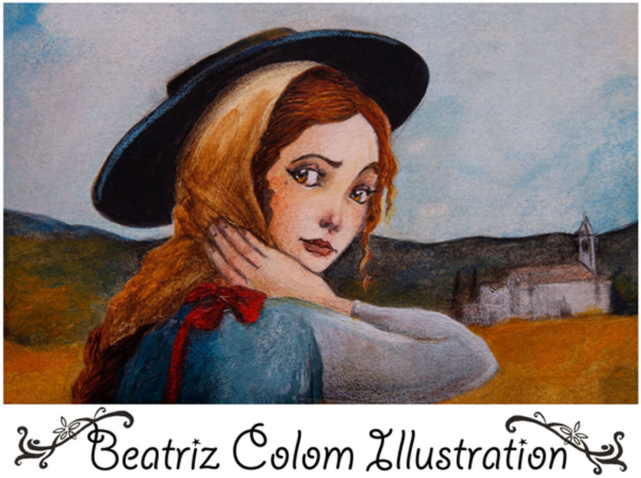 Beatriz Colom illustration