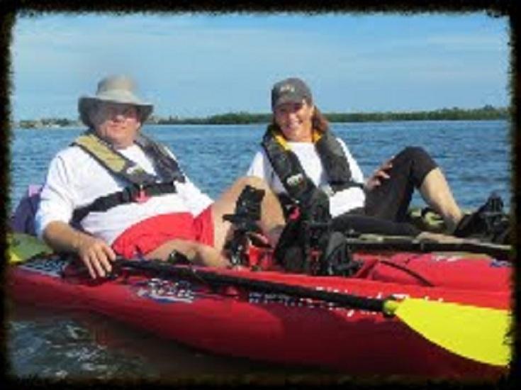 Kayak Fishing in Florida