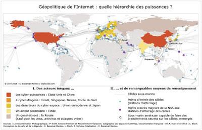 Geopolítica del Internet