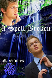 A Spell Broken FREE on selected eBook sites