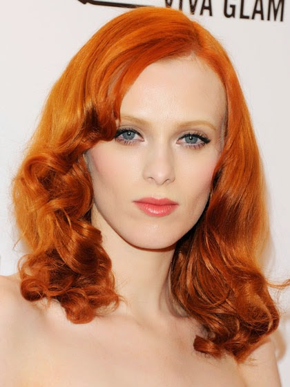 karen elson SPLENDID COPPER