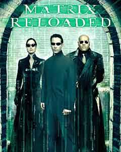 Filme Matrix Reloaded   Dublado