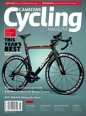canadian cycling magazine on victorias corner