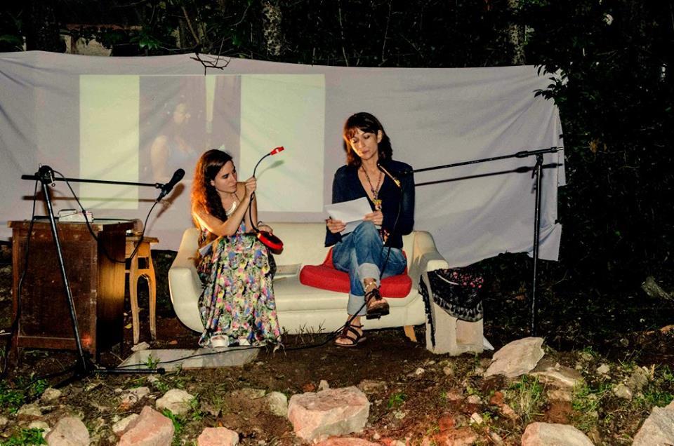 Lectura en Los Jardines de Epicuro (Córdoba, 25/02/17)