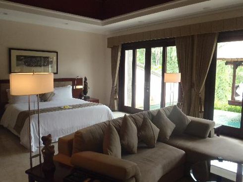 Viceroy Hotel Ubud Bali Bedroom