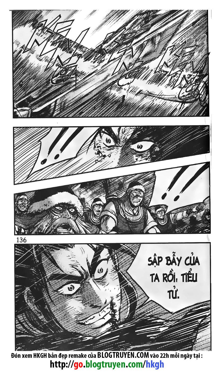 Hiệp Khách Giang Hồ chap 394 page 15 - IZTruyenTranh.com