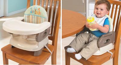 ghế ngồi ăn cho bé