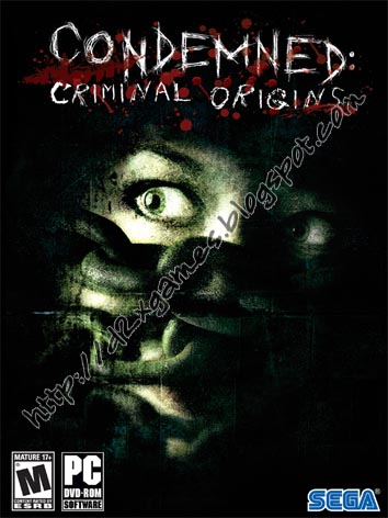 Free Download Games - Condemned Criminal Origins