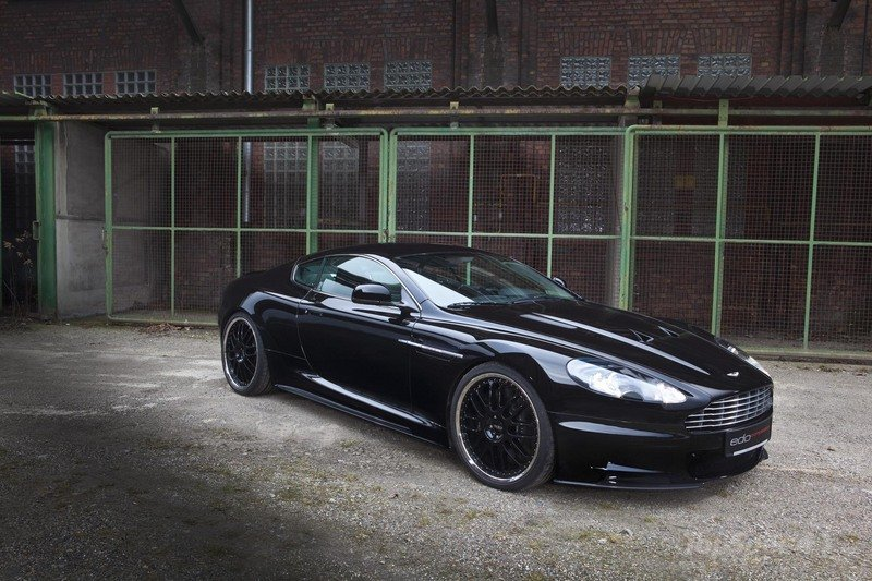 Edo Competition Tuned-up Aston Martin DBS