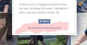 Don't miss the facebook 2012 trends!