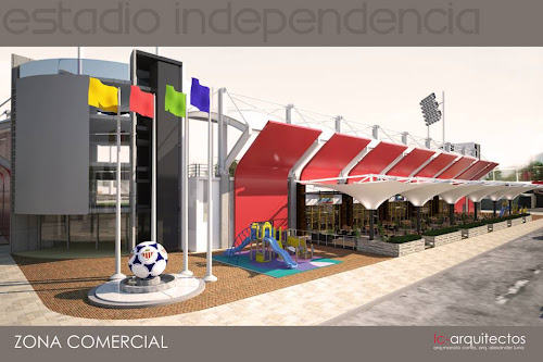 Inici la cuarta fase en las obras de remodelacin del estadio independencia de Estel.