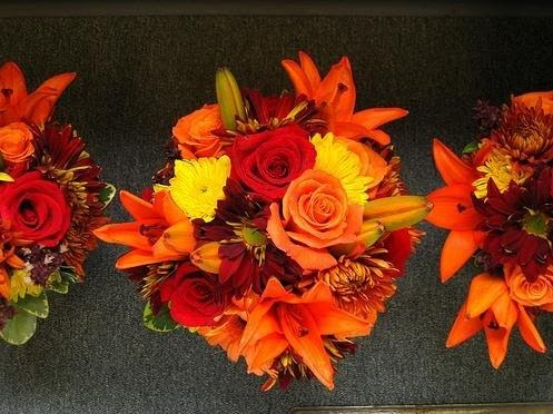 Best wedding flowers pictures of fall wedding flowers for Popular fall flowers