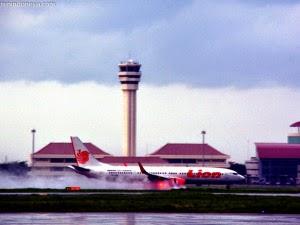 Lion Air delay seharian