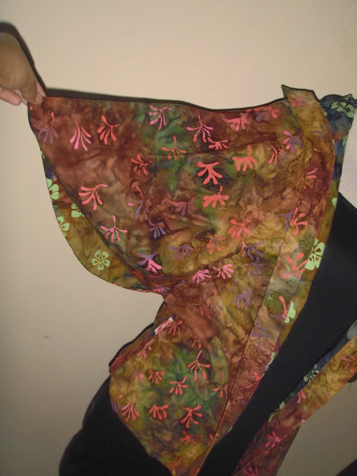 Palastri Shop & Gabriella Shop bolero blazer cardigan rompi batik cantik