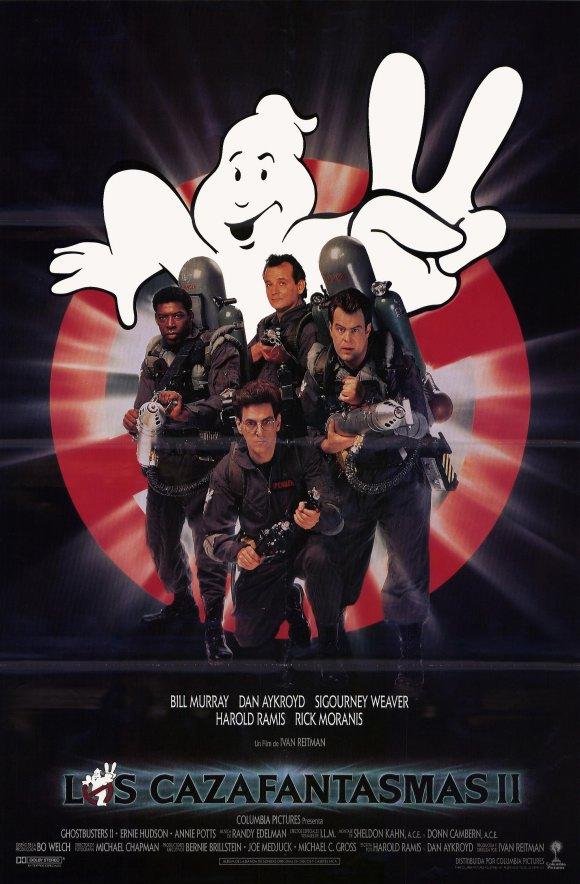 Los Cazafantasmas 2 (Ghostbusters II) (1989)
