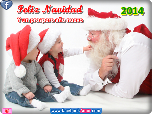 Tarjetas bonitas para navidad para facebook im genes - Bonitas tarjetas de navidad ...