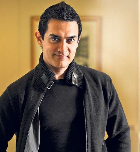 Aamir khan most popular bollywood actor