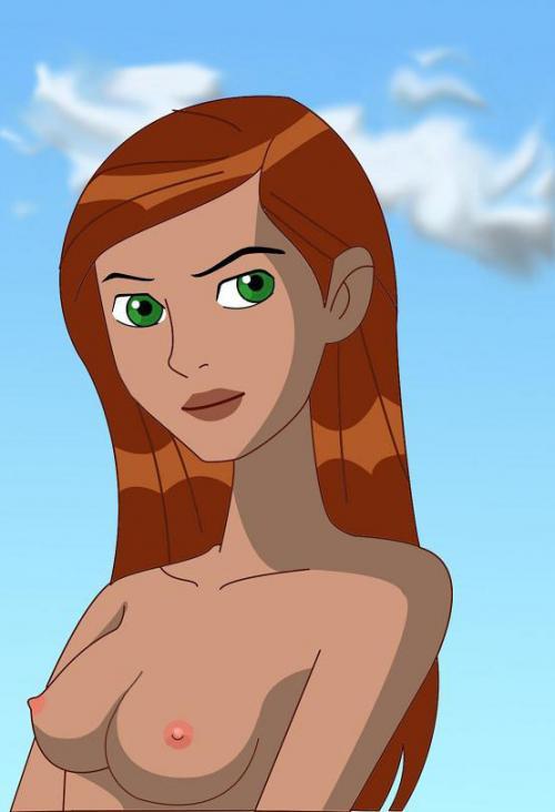 Version has Ben ten girl naked